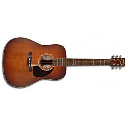 Dreadnought Electro Antique Burst Satiné