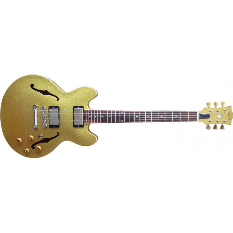 Gibson Custom Shop CS336P Gold Sparkle