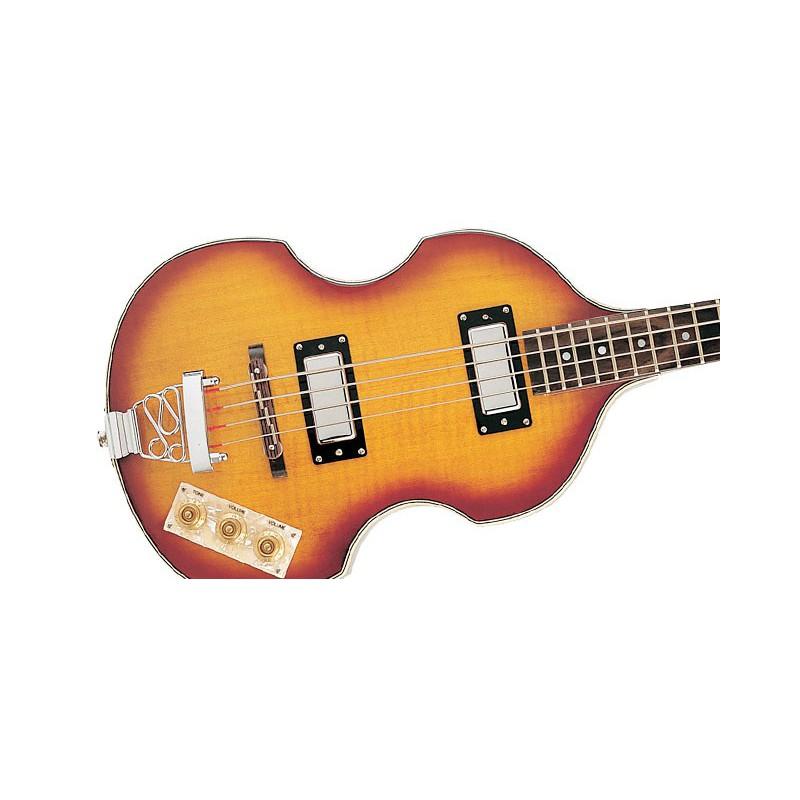 vintage epiphone bass: