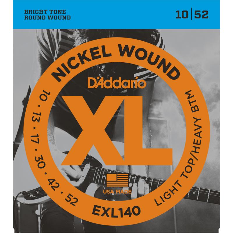 D'addario EXL140 10-52