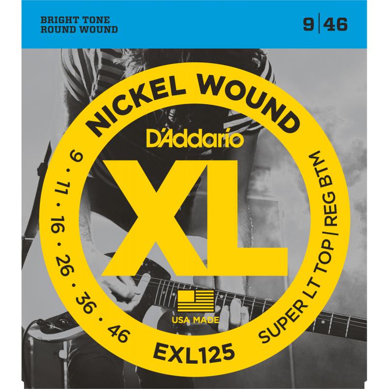 D'addario EXL125 09-46