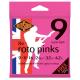 Rotosound R9 Roto Pink Super Light 9-42