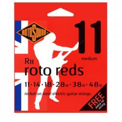 R11 Roto Reds Medium 11-48