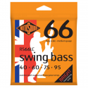 RS66LC Swing Bass Stainless Steel Medium 40-95