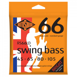 RS66LD Swing Bass Stainless Steel Standard 45-105