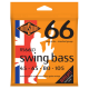Rotosound SM66 Swing Bass Stainless Steel Hybrid 40-100
