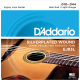 D'addario EJ83L Gypsy Jazz Light 10-44