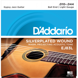 EJ83L Gypsy Jazz Light 10-44
