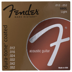 Fender Dura-Tone® Coated 880L 12-52 - 073-0880-303