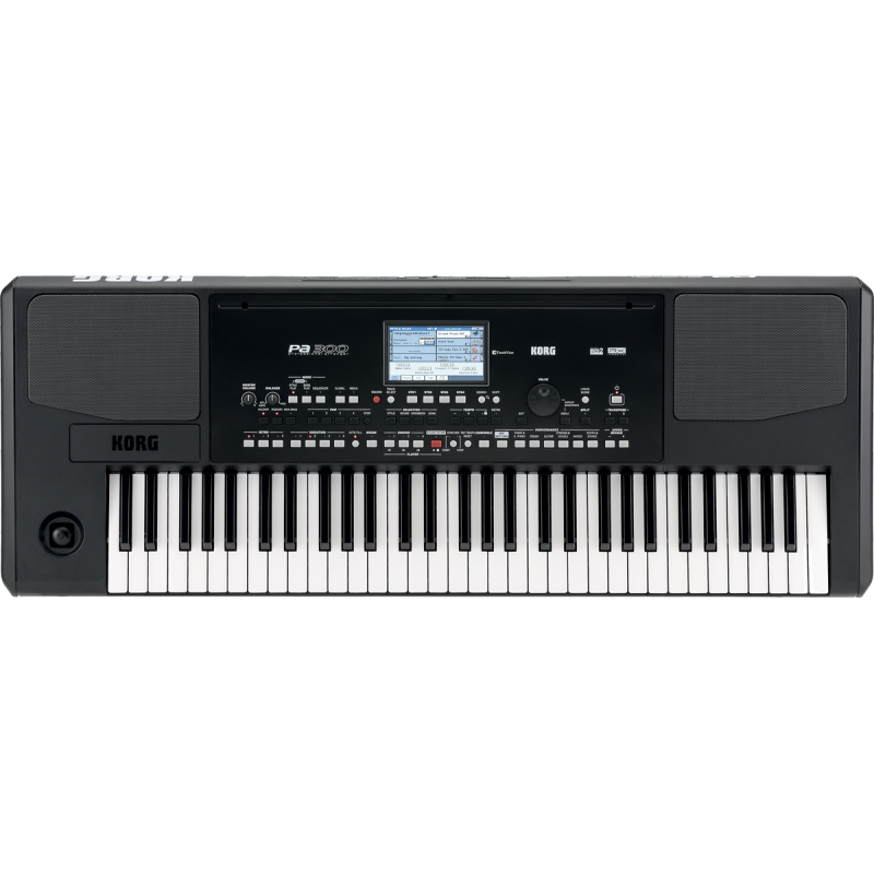 Korg PA300 61 Notes Amplifié