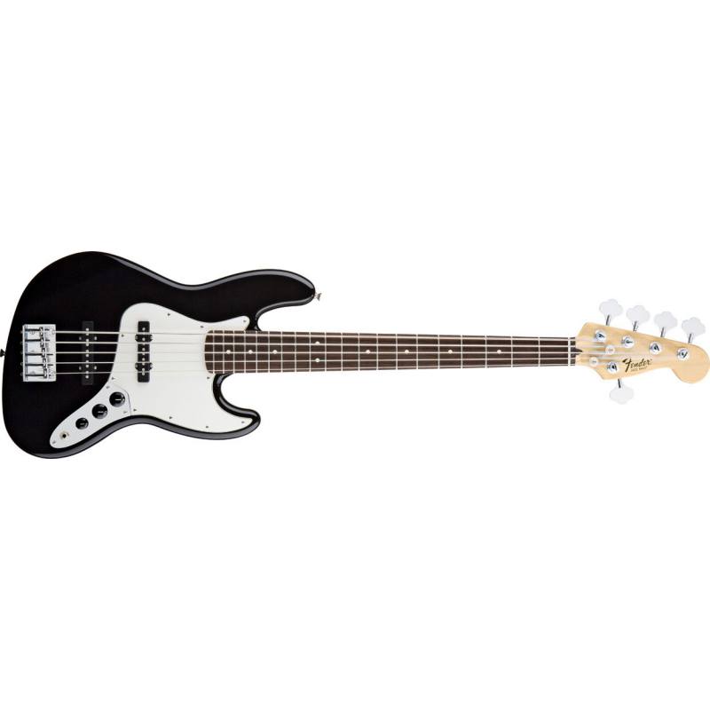 Fender Jazz Bass® Standard V Black Rosewood