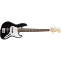 Jazz Bass® Standard V Black Rosewood