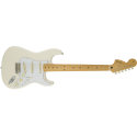Stratocaster® Jimi Hendrix Olympic White Maple