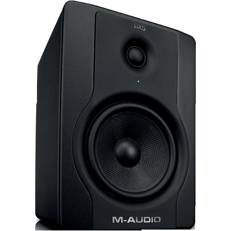 M-Audio BX5D2 - Enceintes Actives 70W