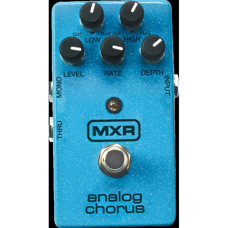 MXR Analog Chorus MXR 234 - Pédale Chorus