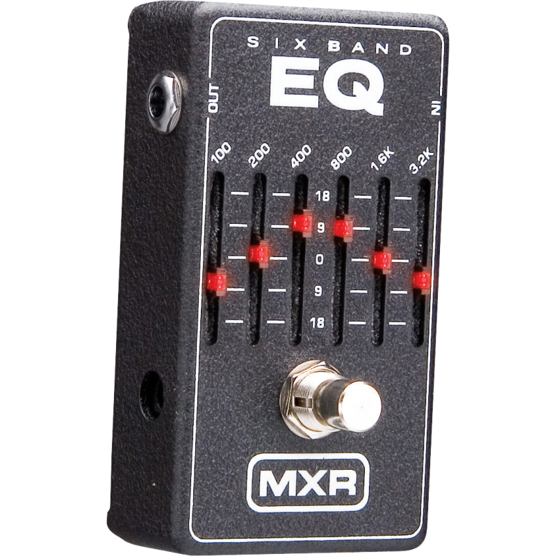 MXR M109 EQ 6 bandes