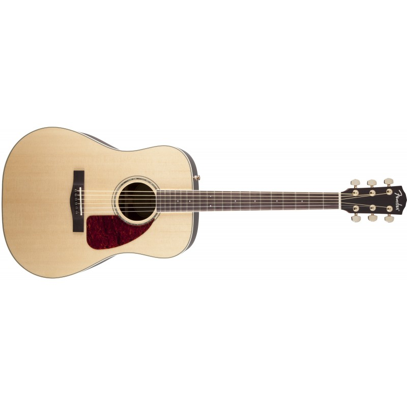 Fender CD-320ASRW Palissandre Massif - Guitare Acoustique Dreadnought
