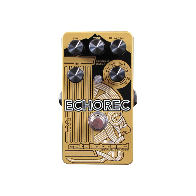 Catalinbread EchoRec - Pédale Delay