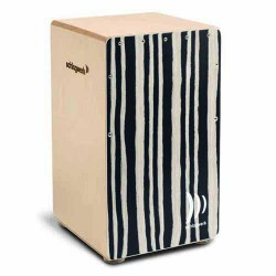 Agile Cajon - Zebra