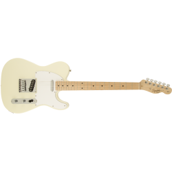 Telecaster® Affinity Series™ Arctic White Maple