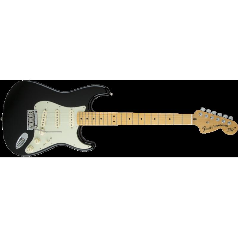 Fender Stratocaster The Edge Strat® Black Maple