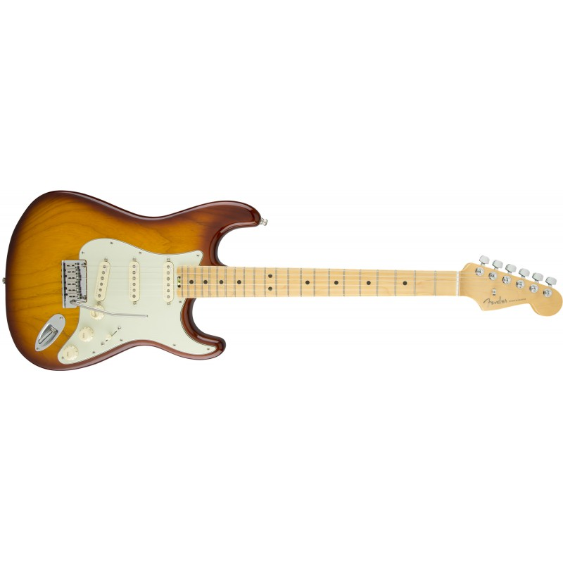 Fender Stratocaster® American Elite Tabacco Sunburst Maple