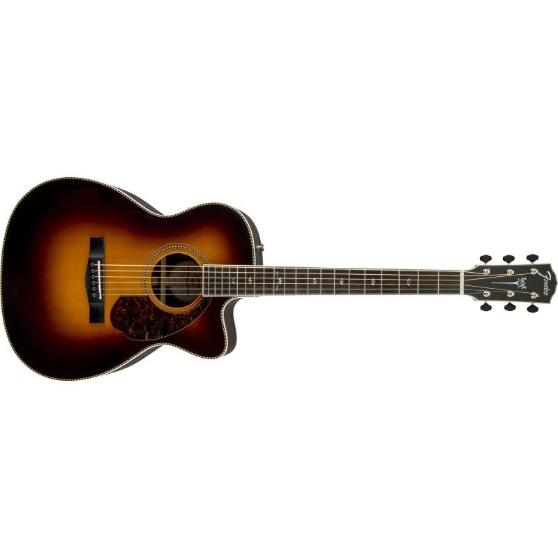 Fender PM-3 Deluxe Triple 0 Vintage Sunburst