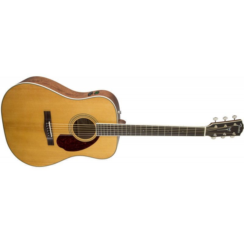 Fender PM-1 Paramount Standard Dreadnought Natural