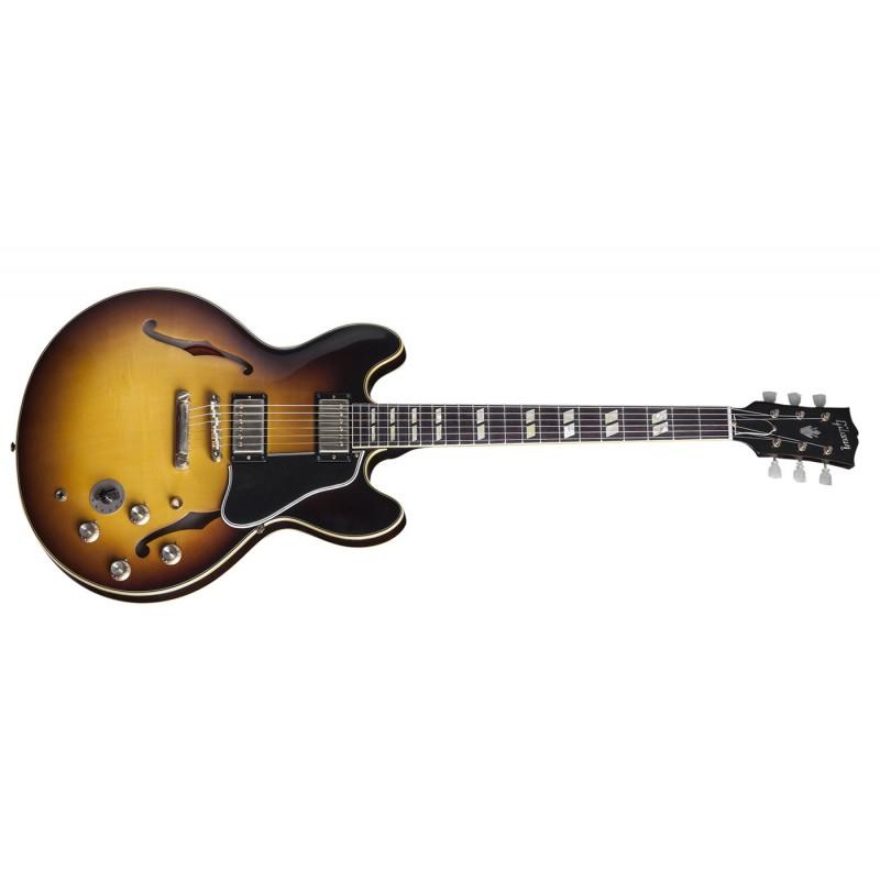 Gibson ES-345TD 1964 Historic Burst - ES456415HBGH1