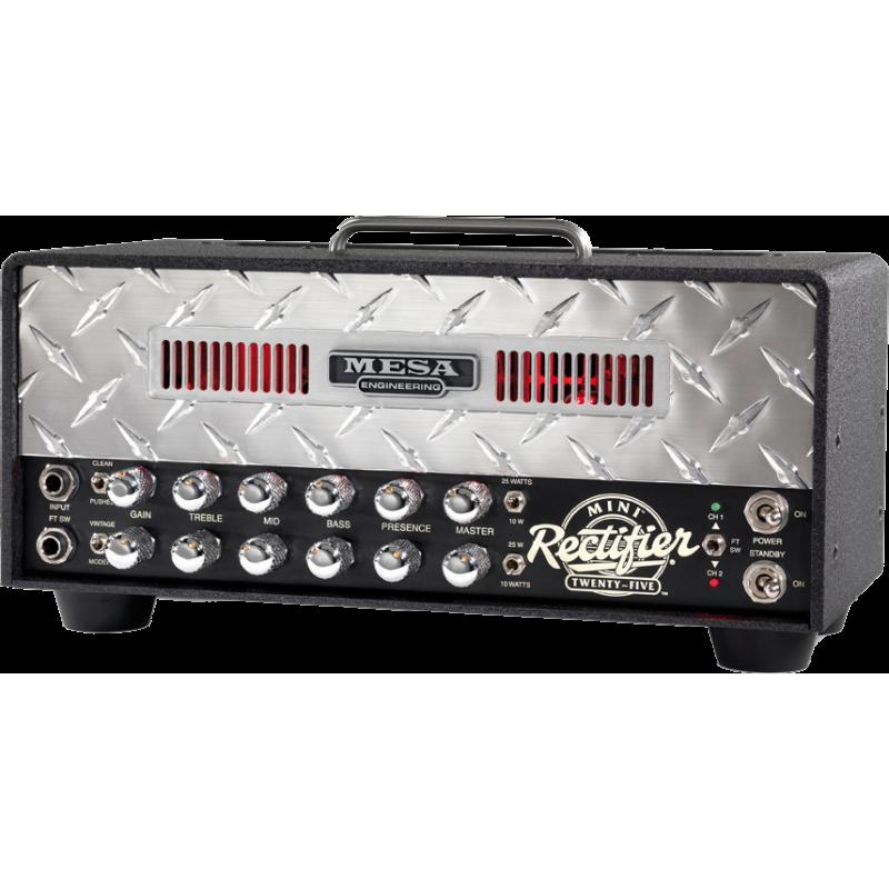 Mesa Boogie Mini Rectifier 25 - Tête 10/25 watts