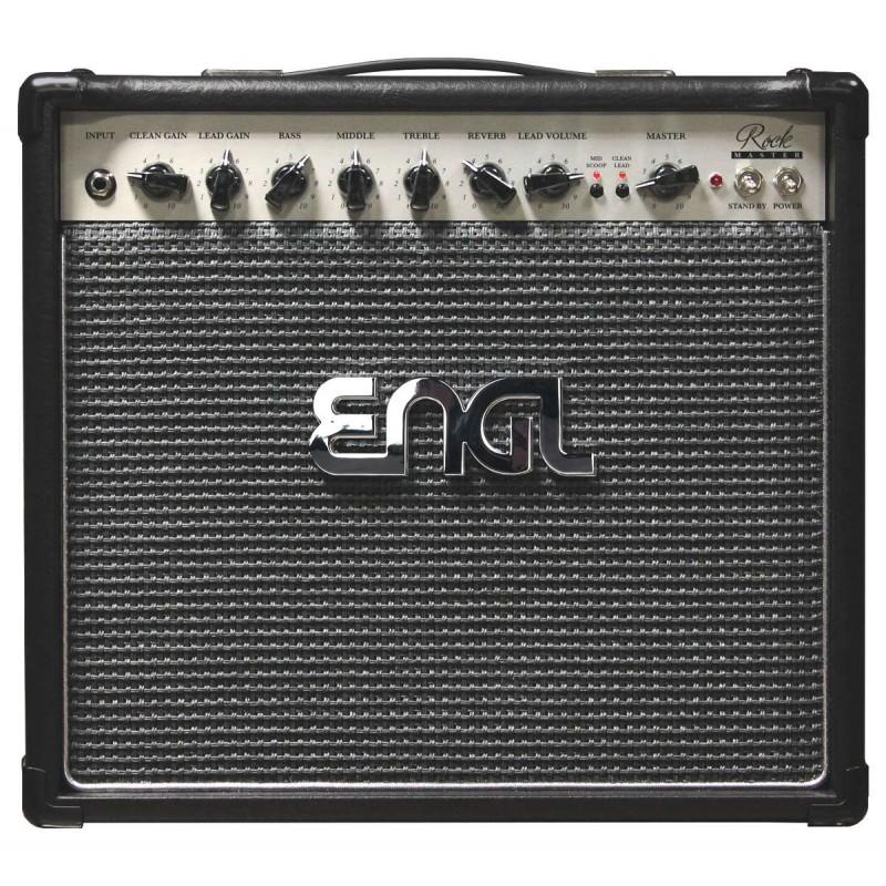 Engl RockMaster Combo E 302 Ampli Combo Guitare