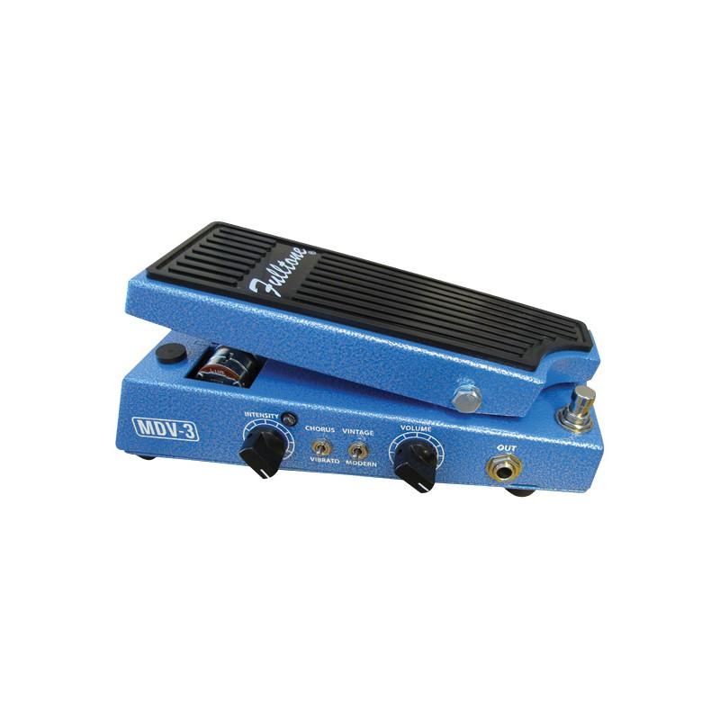 Fulltone Mini Deja'Vibe 3 - Pédale Multi Modulation