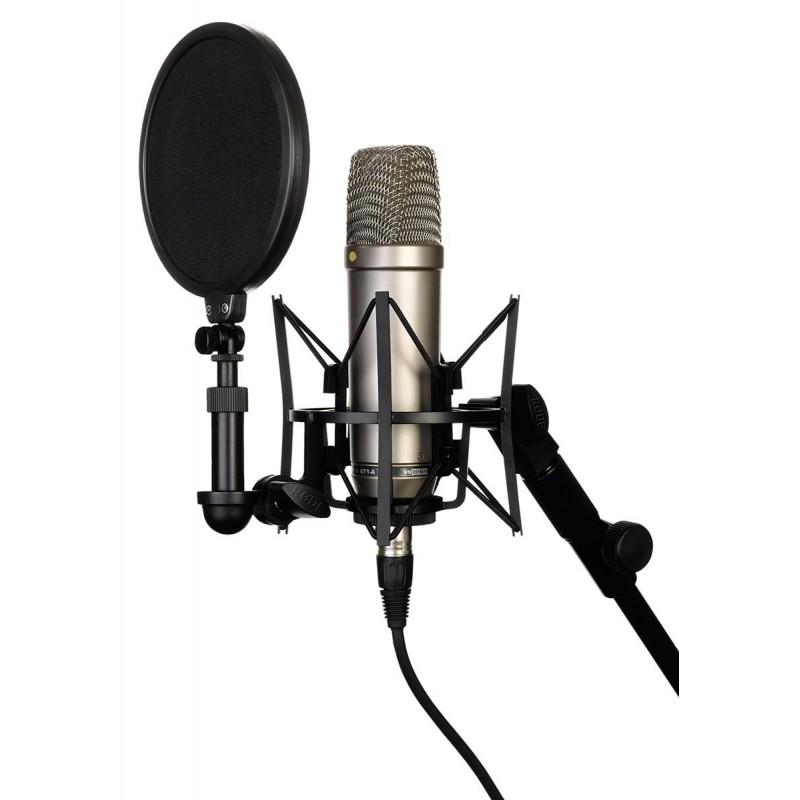 Rode NT1A Microphone de Studio Cardioïde