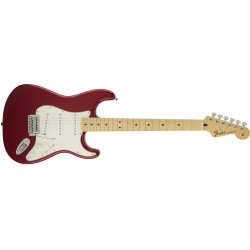Stratocaster® Standard Candy Apple Red Maple