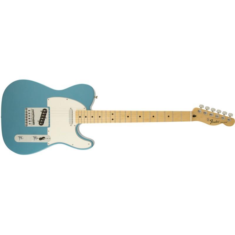Fender Telecaster Standard Lake Placid Blue Maple