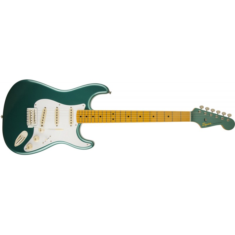 Squier Stratocaster® Classic Vibe '50s Sherwood Green Metallic