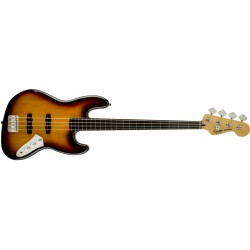 Jazz Bass® Vintage Modified Fretless 3-Color Sunburst