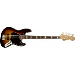 Jazz Bass® '70s 3 Color Sunburst Rosewood