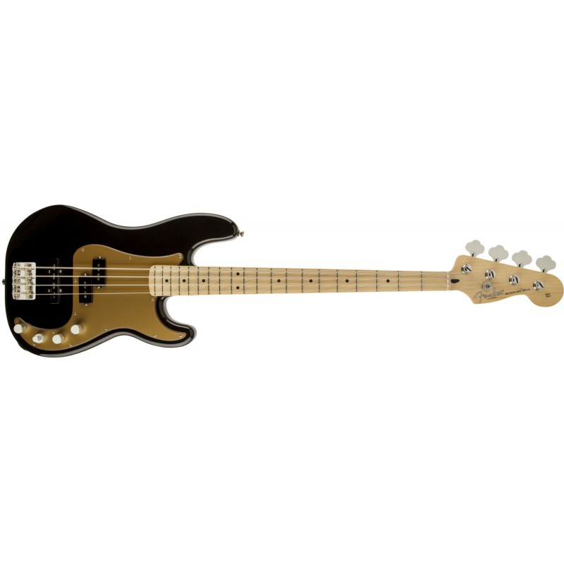 Fender Precision Bass® Special Deluxe Active Maple