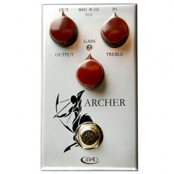 Archer - Pédale Boost Overdrive