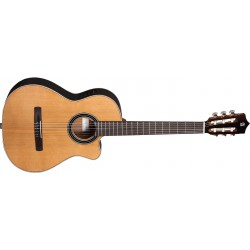 Alhambra Cross-Over CS-LR CW Serie S E1 - Guitare électro-acoustique