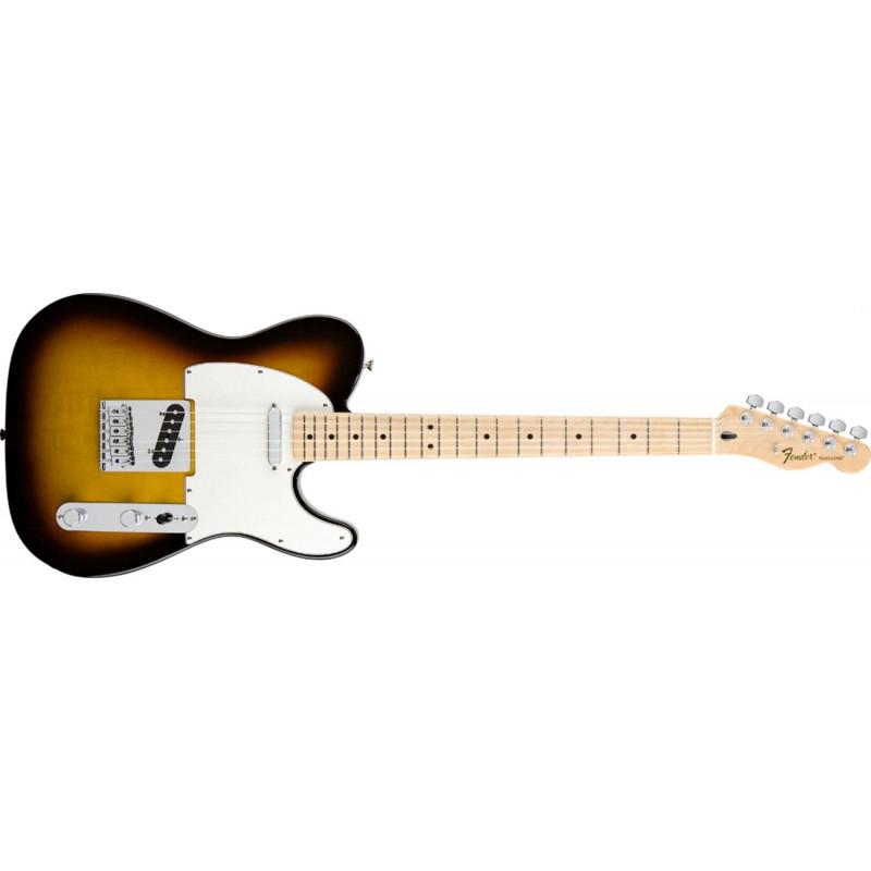 Fender Telecaster® Standard Brown Sunburst Maple
