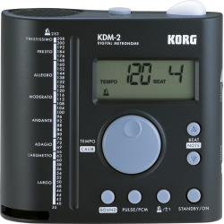 Korg KDM-2 - Metronome Numérique