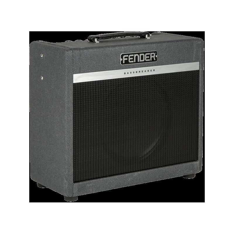 Fender Bassbreaker™ 15 - Ampli Combo à lampes