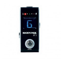 Rocktuner PT1 - Accordeur Chromatique Mini Pédale
