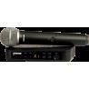 Shure Système HF Simple Main PG58 Bande M17