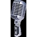 55SH Micro Voix Tête de mort dynamique cardioïde