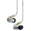 SE315 Ecouteurs Haute déf. 1 voie translucide