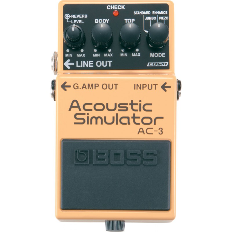 Boss AC-3 - Acoustic Simulator