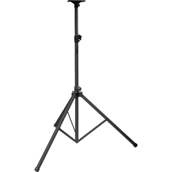 RTX Stand Sonorisation Aluminium noir BA2X